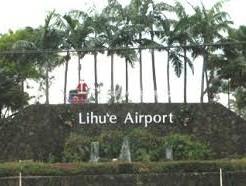 カウアイ島へはダニエル・K・イノウエ国際空港からリフエ空港(3レターLIT)へハワイアンエアラインで;)