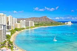 ワイキキの年間の天気と気温を知ってベストな時期にハワイに行こう!