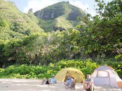 カウアイ島のキャンプ場案内+地図&便利情報