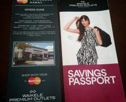 ワイケレアウトレットクーポン全公開!JCB,VISA他カードでお得に買い物しよう!