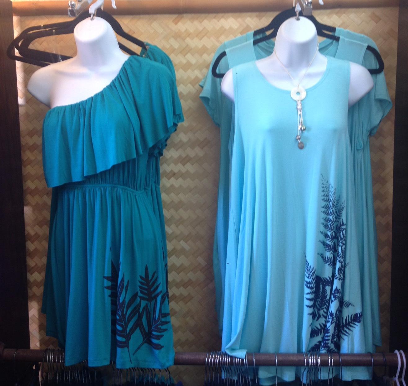 カウアイ島には素敵なフラ衣装をオーダー出来るお店があるのよ