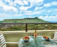 アストン・ワイキキサンセットの口コミ「安くて眺めが良くハワイに暮らす様な滞在」