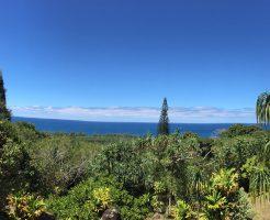 """カウアイ島の植物園""""絶景とハワイ伝説""""の『リマフリ・ガーデン』"""