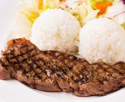 ワイキキの おすすめ☆安い美味しいステーキは『チャンピオンズ・ ステーキ & シーフード』